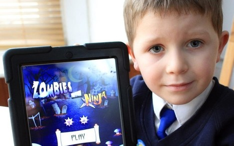 Five-year-old runs up £1,700 iPad bill in ten minutes | Quite Interesting News | Scoop.it