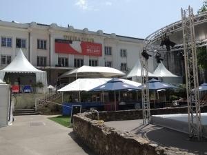 Terrasses, Côte-Rôtie et Jazz à Vienne | audrey-domenach | oenologie en pays viennois | Scoop.it