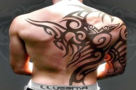 Tattoo Design Ideas: Awesome Tattoo Ideas for Men   Tattoo designs   Scoop.it
