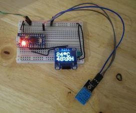 Quick Arduino Hygrometer (Humidity Sensor) | Raspberry Pi | Scoop.it