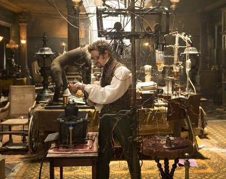 Did an English Scientist's Electrical Experiments Inspire <i>Frankenstein</i>? | Eye on Literature | Scoop.it