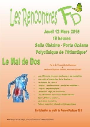 Association France Douleurs - Site Officiel | Education thérapeutique du patient | Scoop.it