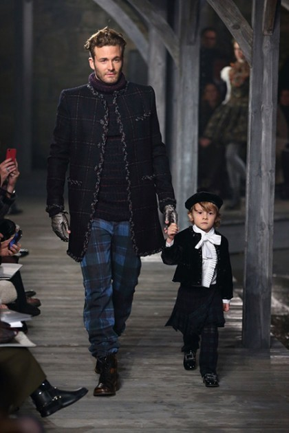 Chanel and Karl Lagerfeld Get Inspired by Scotland for Pre-Fall 2013 • Highsnobiety | Culture Scotland | Scoop.it