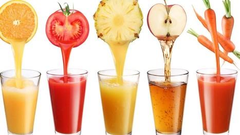 Nutrición y salud: ¿Cuáles son los jugos de frutas más beneficiosos para el cuerpo | Nutricion | Scoop.it