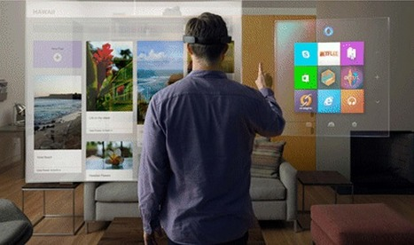 Hands-on: Microsoft's HoloLens is Flat-Out Magical | Technology in Business Today | Scoop.it
