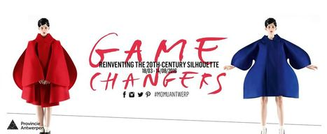 ModeMuseum | Game Changers. Reinventing the 20th century silhouette | design exhibitions | Scoop.it