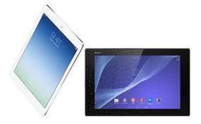 iPad Air vs Xperia Z2 Tablet comparison: thinner, lighter, faster than iPad ... - PC Advisor | Phone Case Covers | Scoop.it
