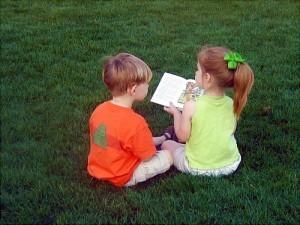 La magia de la lectura | El Adarve | Primeros lectores... | Scoop.it