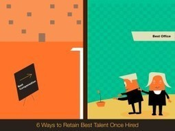 6 Ways to Retain Best Talent Once Hired | Tricon Infotech Pvt Ltd | Information Technology | Scoop.it