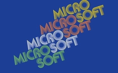 Suddenly Microsoft is the Hippest Tech Company Around | Technoculture | Scoop.it