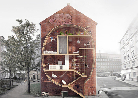 Micro Homes That Can Be Build Between Buildings | comerce numerique | Scoop.it