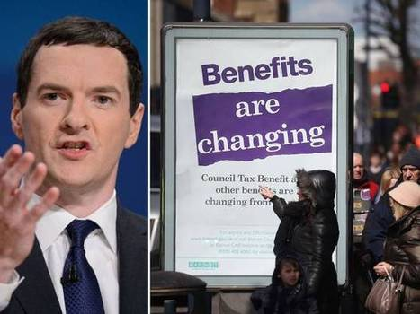 The Conservative party would have us believe that the poor deserve to be punished | ESRC press coverage | Scoop.it