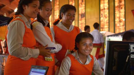 Connecting the next 4 billion: How access to information underpins every SDG | Devex | Internet Development | Scoop.it