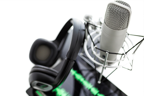 Podcasting: A Compelling Way to Boost Coaching Business (Part 3) | Graphic Coaching | Scoop.it
