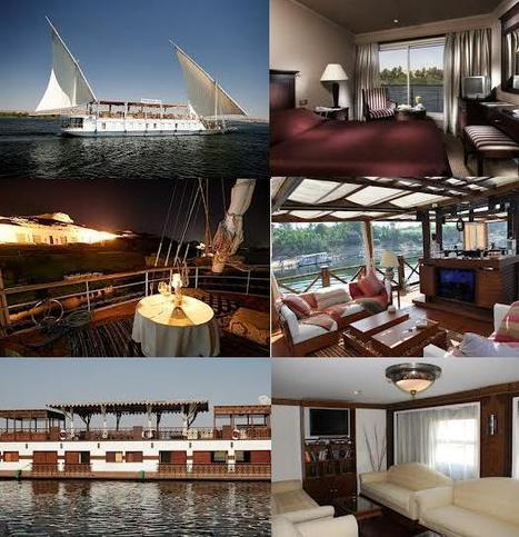 Egypt Travel - Nile Cruise Packages | Egypt Tour Package That Fits All Budgets | Scoop.it