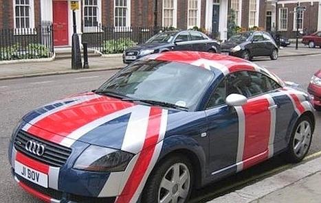 Pourquoi les Anglais roulent-ils à gauche? | English Usage for French Insights | Scoop.it