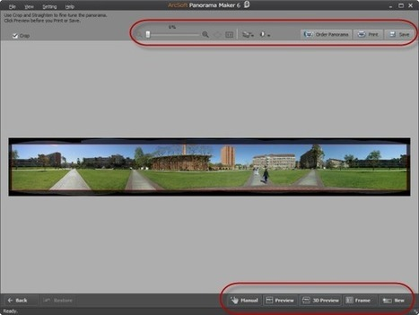 How to View a 360 Degree Panorama Photo on PC | make panorama masterpiece at home | Scoop.it