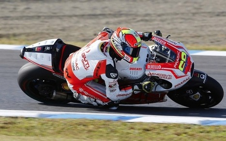 Iannone crosses the finish line in sixth position; disappointment at the last corner for Hernandez | Ductalk Ducati News | Scoop.it