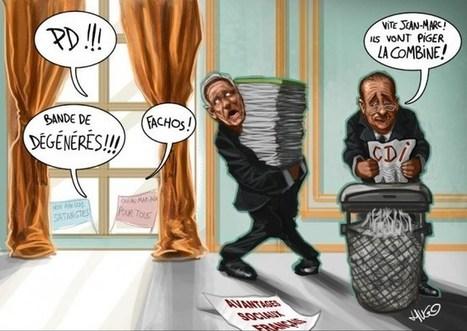 Taubira et Belkacem chahutées par les sifflets et les français en colère #France #Politique | Toute l'actus | Scoop.it