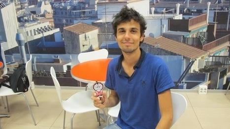 TBS Barcelona launches 'Entusiasmo' Wimha totem | TBS Barcelona (ESEC) | Wimha-Startup | Scoop.it