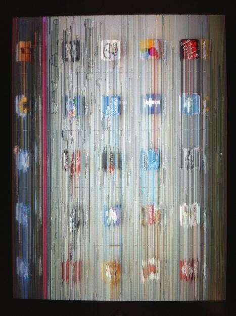 Smartphones destrozados o arte abstracto, depende cómo lo veas   Vida digital   Scoop.it