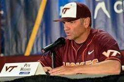 Confirmed: OU Brings On Virginia Tech's Pete Hughes As Head Baseball Coach | Sooner4OU | Scoop.it