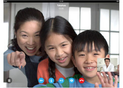 Microsoft updates Skype with HD for iPhone 5 and iPad 4, adds mobile BI app - PCWorld | Microsoft | Scoop.it
