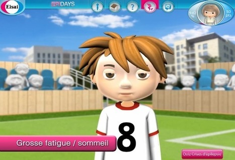 L'épilepsie : un serious game de prévention | GAMIFICATION & SERIOUS GAMES IN HEALTH by PHARMAGEEK | Scoop.it