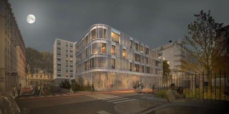 Le Cristalin, résidence de prestige Lyon 6e   Appartements neufs et rénovés à Lyon   Scoop.it