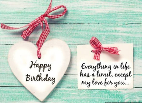 Sweet Special Happy Birthday Wishes for Husband and love messages | World Important days and Events | Scoop.it