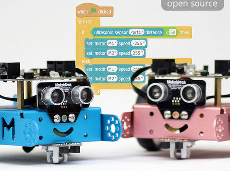 How to use graphical programming software to program Arduino and robots?   Arduino, Netduino, Rasperry Pi!   Scoop.it