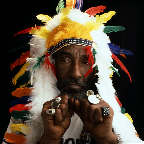 Festival Expogrow: Lee 'Scratch' Perry + Mad Professor, Sinsemilia, Berro Txarrak, Guaka... | Expogrow 2013: 13, 14 et 15 septembre | Scoop.it