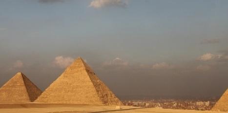 Deux nouvelles découvertes archéologiques en Egypte | Aux origines | Scoop.it