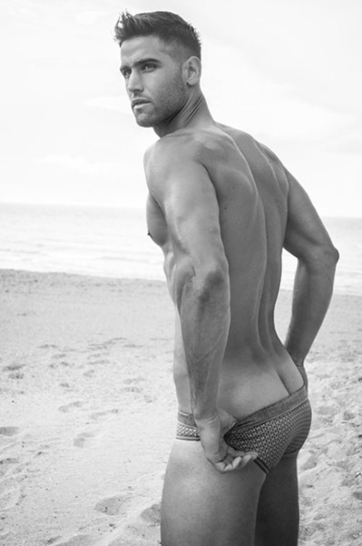 Modelli in mutande: Bryce Thompson - JHP by Jimi Paradise™ | FASHION & LIFESTYLE! | Scoop.it