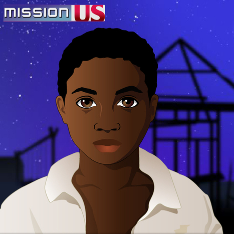 Mission US: Flight to Freedom | K-12 Web Resources - History & Social Studies | Scoop.it