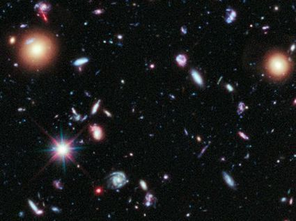 The First Stars of the Universe --Major Discovery Announced by MIT | Vor der ersten Sekunde des Universums | Scoop.it