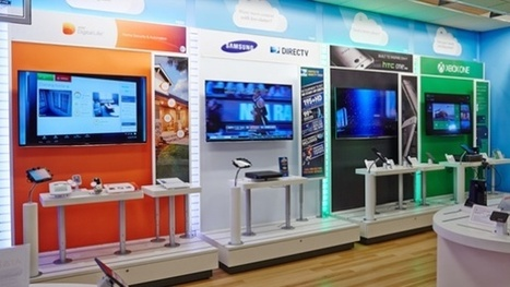 Sears Micro-Shops Push Smart Homes | Makers and Future Electronics | Scoop.it