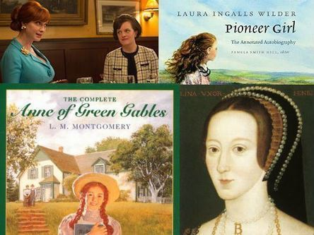 From Laura Ingalls and Alicia Florrick to Elizabeth II: literary and historical women as role models | Fabulous Feminism | Scoop.it
