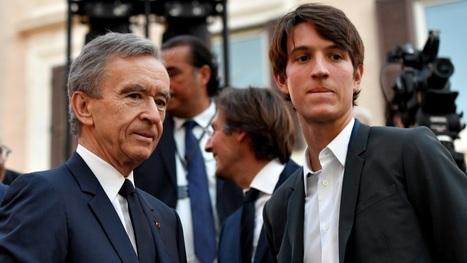 À 24 ans, Alexandre Arnault devient le patron de la dernière pépite LVMH | The business of Luxury | Scoop.it