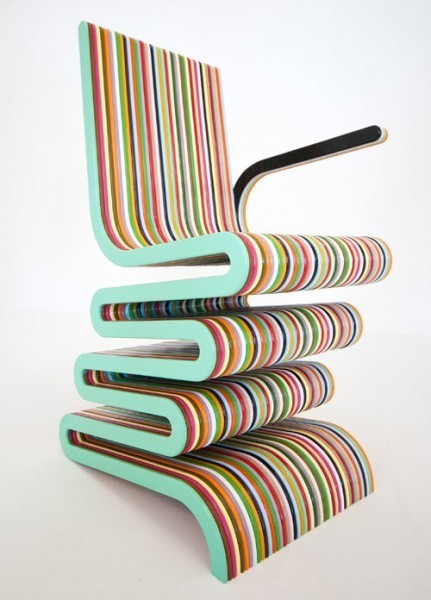 Mr. Smith the Second Chair | helvetica | Creative Industrial Design | Scoop.it