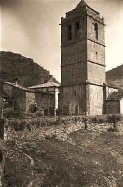 CASAS E INFANZONES DE SOBRARBE: Fotografías antiguas de Mediano | Vallée d'Aure - Pyrénées | Scoop.it