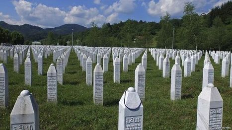 Russia vetoes UN move to call Srebrenica 'genocide' - BBC News | Upsetment | Scoop.it
