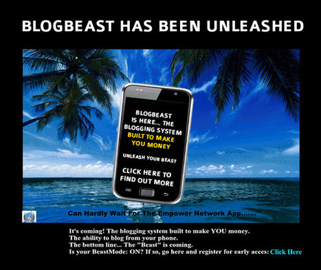Real Deal Home Business | Empower Network | BlogBeast | Affliate Marketing | Get business ideas and ways to make money from home | Scoop.it
