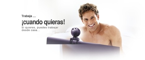 ¿Trabajar como modelo de webcam? | links varios | Scoop.it