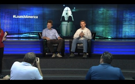 SpaceX, NASA Discuss Forthcoming Dragon Pad Abort Test | New Space | Scoop.it