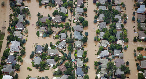 Flashes of floods: dramatic photos of Colorado's thousand-year storm - OnEarth Magazine | Natural disasters | Scoop.it