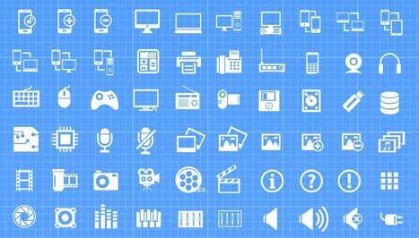 ✆ Free downloaD ::: 500 Vector Mega Icon Pack | Design Arena | Scoop.it