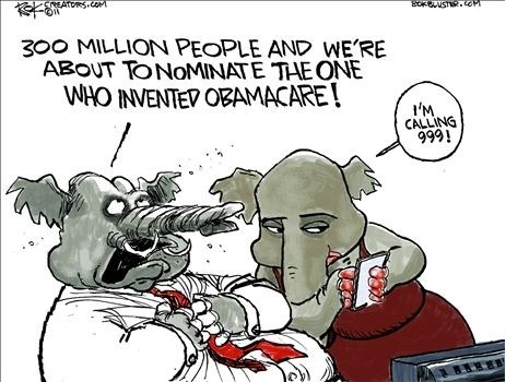 The Overheated Case Against Romneycare | Coffee Party News | Scoop.it