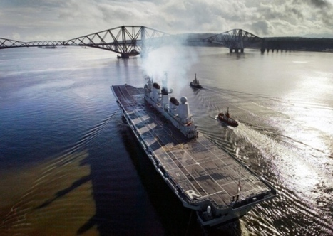Independence 'catastrophic' for Rosyth, claim unions as SNP accused of ignoring shipyard for five years | Referendum 2014 | Scoop.it