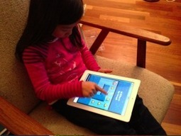 Read, Hear, or Create a Story: Apps for Traveling With Kids | MindShift | 21st century education | Scoop.it